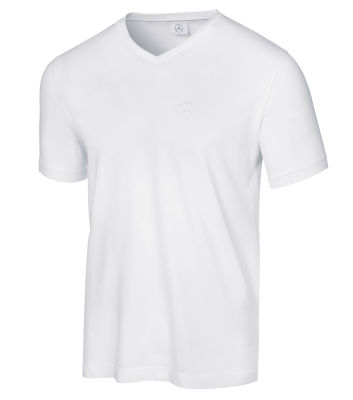 Мужская футболка Mercedes-Benz T-shirt, Men's, Cotton, White