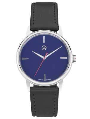 Мужские наручные часы Mercedes-Benz Men's Watch, Basic, brilliant blue / red / black