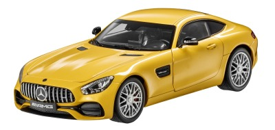 Масштабная модель Mercedes-AMG GT S Coupe, Solarbeam, 1:18 Scale