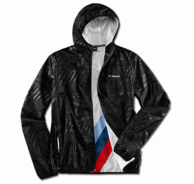 Куртка-дождевик BMW M Motorsport Rain Jacket, Unisex, Black