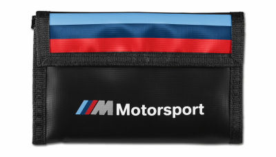 Кошелек BMW M Motorsport Wallet, Black