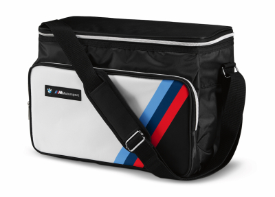 Сумка-термос BMW M Motorsport Cool Bag, White/Black