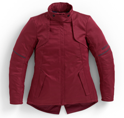 Женская мотокуртка BMW Motorrad Jacket Downtown, Women, Red