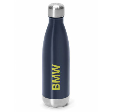 Бутылочка для воды BMW Active Sports Drinks Bottle, Blue Nights / Wild Lime