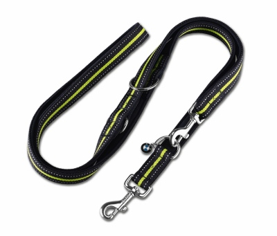 Поводок для собаки BMW Active Dog Leash, Blue Nights / Wild Lime