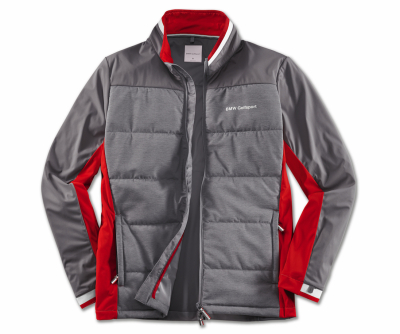 Мужская куртка BMW Golfsport Jacket, Mens, Red/Grey