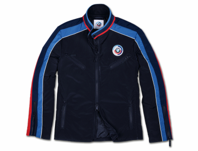 Мужская куртка BMW Classic Motorsport Jacket, Men, Dark Blue