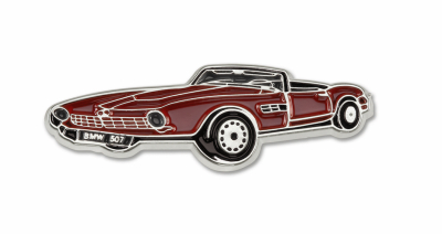 Металлический значок BMW 507 Metal Pin, Classic Collection
