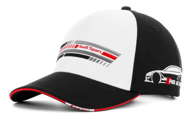 Бейсболка Audi Sport DTM RS5 Cap, Black/White/Red