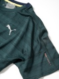 Мужская футболка Mercedes Men's Performance Shirt, Green, by PUMA, артикул B66958773