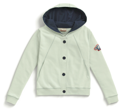 Женский кардиган BMW Motorrad College Cardigan, Ladies, Light Grey