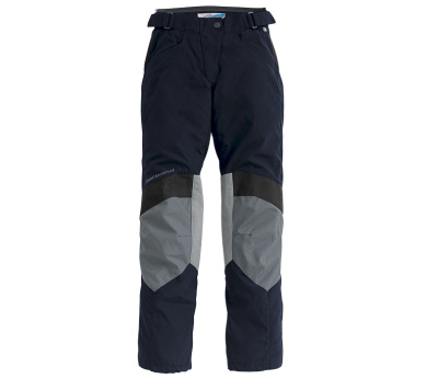 Женские мотоштаны BMW Motorrad Pants GS Dry, Ladies, Black/Blue/Grey