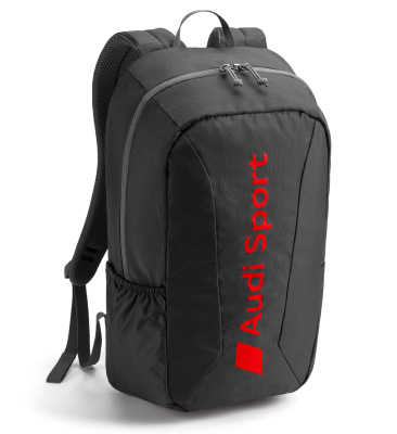Рюкзак Audi Sport Backpack, Dark Grey