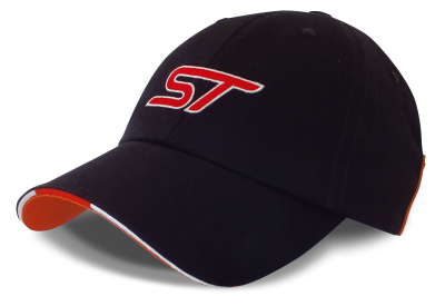 Бейсболка Ford ST Baseball Cap, Black