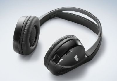 Наушники BMW Infrared stereo headphones