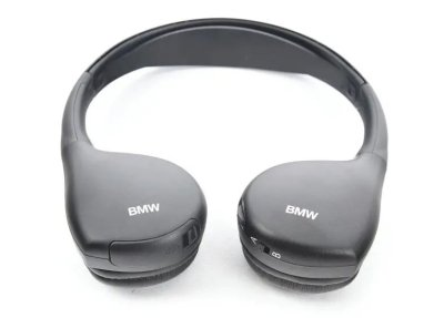 Наушники BMW Infrared stereo headphones, Mod2