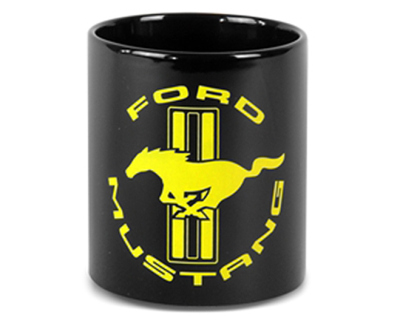Кружка Ford Mustang Cup Black