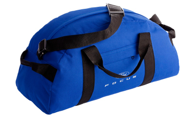 Спортивная сумка Ford Focus Sports Bag, Blue/Black
