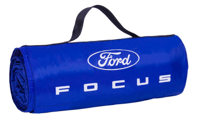Плед Ford Focus Plaid, Blue