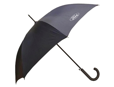 Зонт-трость Ford Classic Stick Umbrella, Black