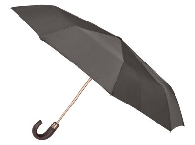 Складной зонт Mercedes-Benz Premium Compact Umbrella, Brown