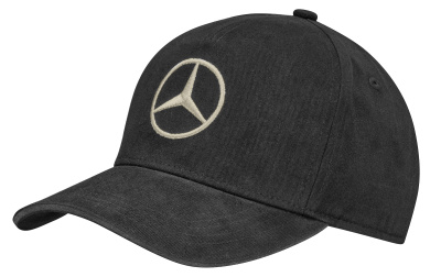 Женская бейсболка Mercedes Baseball Cap, Women's Prime Logo, Black