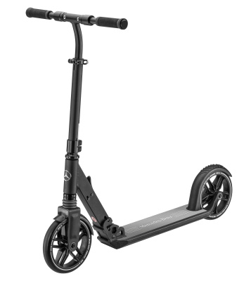 Складной самокат Mercedes Scooter, Black, Aluminium