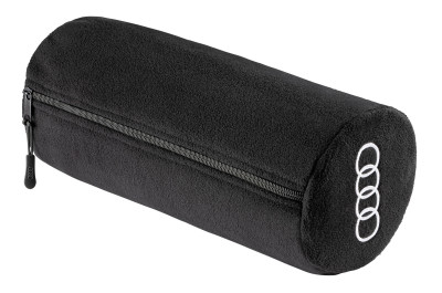 Флисовый плед Audi Fleece Blanket 2 in 1, black