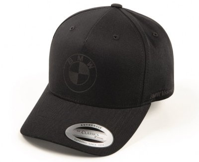 Бейсболка BMW Motorrad Baseball Cap, All Black