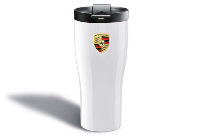 Термокружка Porsche High-end Thermal Beaker, White
