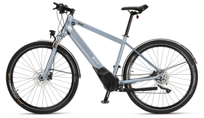 Электровелосипед BMW Active Hybrid E-bike, Bluewater Metallic