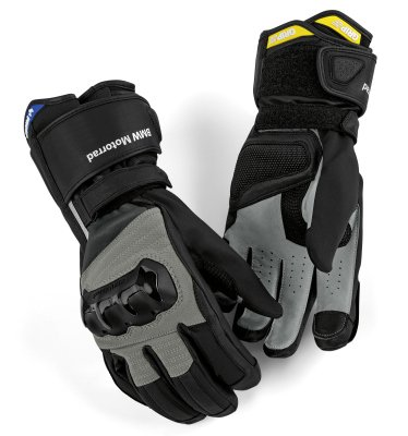 Мотоперчатки BMW Motorrad Two In One Tech Glove, Black