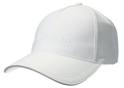 Бейсболка Mercedes-AMG Cap, White