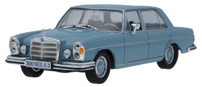 Масштабная модель Mercedes-Benz 300 SEL 6.3 W 109 (1968-1972), Horizon Blue, Scale 1:43