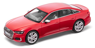 Масштабная модель Audi S6 Limited, Tango Red, Scale 1:43