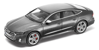 Масштабная модель Audi S7 Sportback Limited, Daytona Grey, Scale 1:43