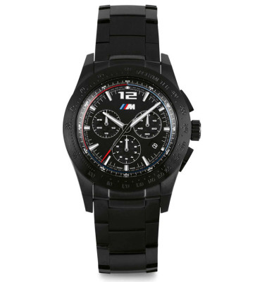 Хронограф BMW M Logo Chronograph, Men, Black