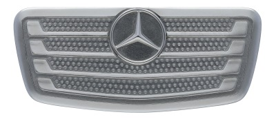 Значок Mercedes-Benz Pin, Trucks, Silver-coloured