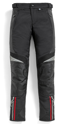 Мужские мотоштаны BMW Motorrad Pants XRide, Men, Black