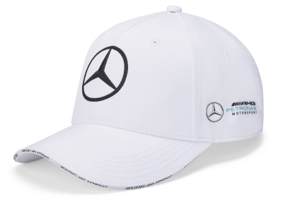 Бейсболка Mercedes F1 Team Cap, Season 2020, White