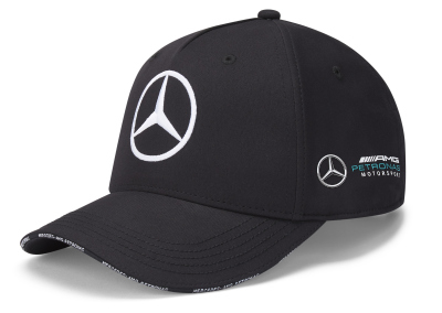 Бейсболка Mercedes F1 Team Cap, Season 2020, Black