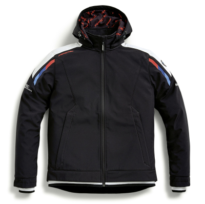 Куртка унисекс BMW Motorrad Motorsport Softshell Jacket, Unisex, Black