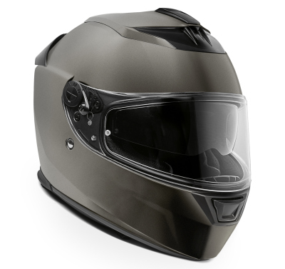 Мотошлем BMW Motorrad Helmet Street X, Decor Grey Matt