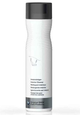 Средство для очистки салона BMW Car Care Interior Textile Plastic Freshener Cleaner NM