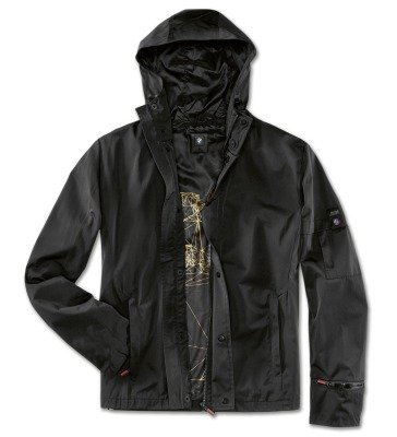 Мужская демисезонная куртка BMW M Jacket, Men, Black Colour