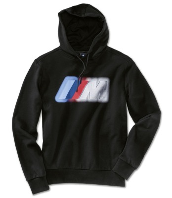 Мужская толстовка BMW M Colour Logo Hoodie, Men, Black