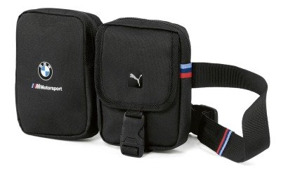 Поясная сумка BMW M Motorsport Belt Bag, Black