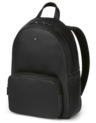 Кожаный рюкзак BMW Backpack by Montblanc, Black