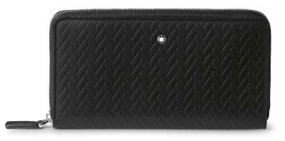 Кожаное портмоне BMW Wallet Horizontal, by Montblanc, Black