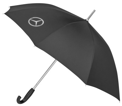 Зонт-трость Mercedes Stick Umbrella, Black NM